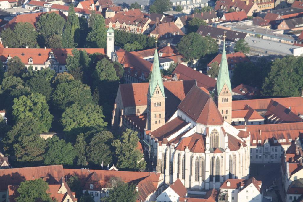 Der Augsburger Dom