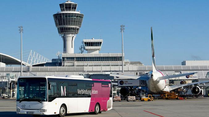 Foto Copyright: Flughafen München GmbH
